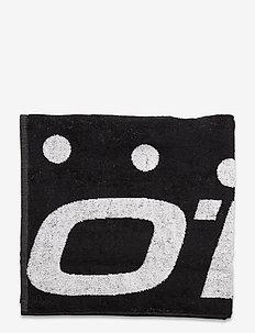 BM O'NEILL LOGO TOWEL - sonstiges - black aop w/ white