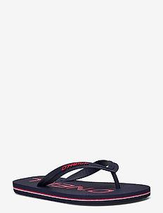 FB PROFILE LOGO SANDALS - flip flops & watershoes - ink blue