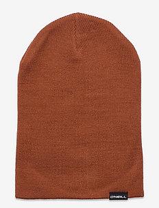 Dolomite Beanie - mössor - bombay brown