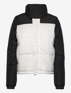 Misty Jacket - winterjassen - blackout - a