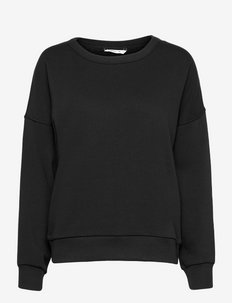 Yoga Crew -PO - sweatshirts - blackout - a