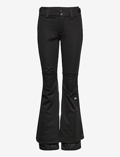 PW SPELL PANTS - skibukser - black out