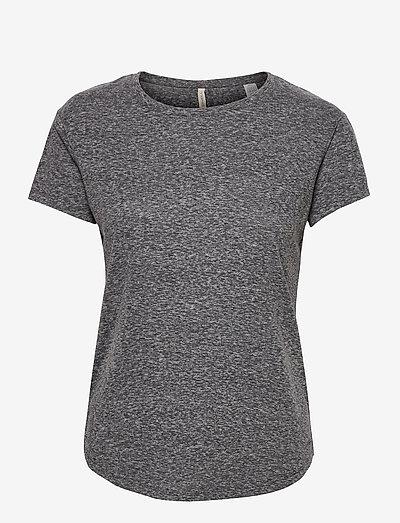 LW ESSENTIALS T- SHIRT - t-shirts - asphalt