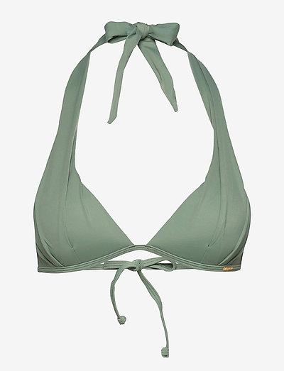 PW SAO MIX TOP - dreieck-bikini-oberteile - lily pad