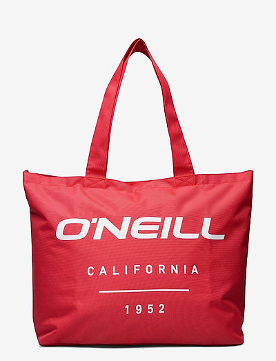 BW LOGO TOTE - tote bags - cayenne coral