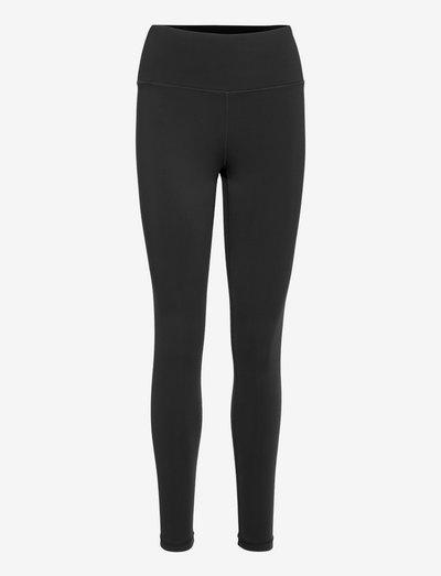 Lola Super Waist Legging - PO - running & training tights - blackout - a