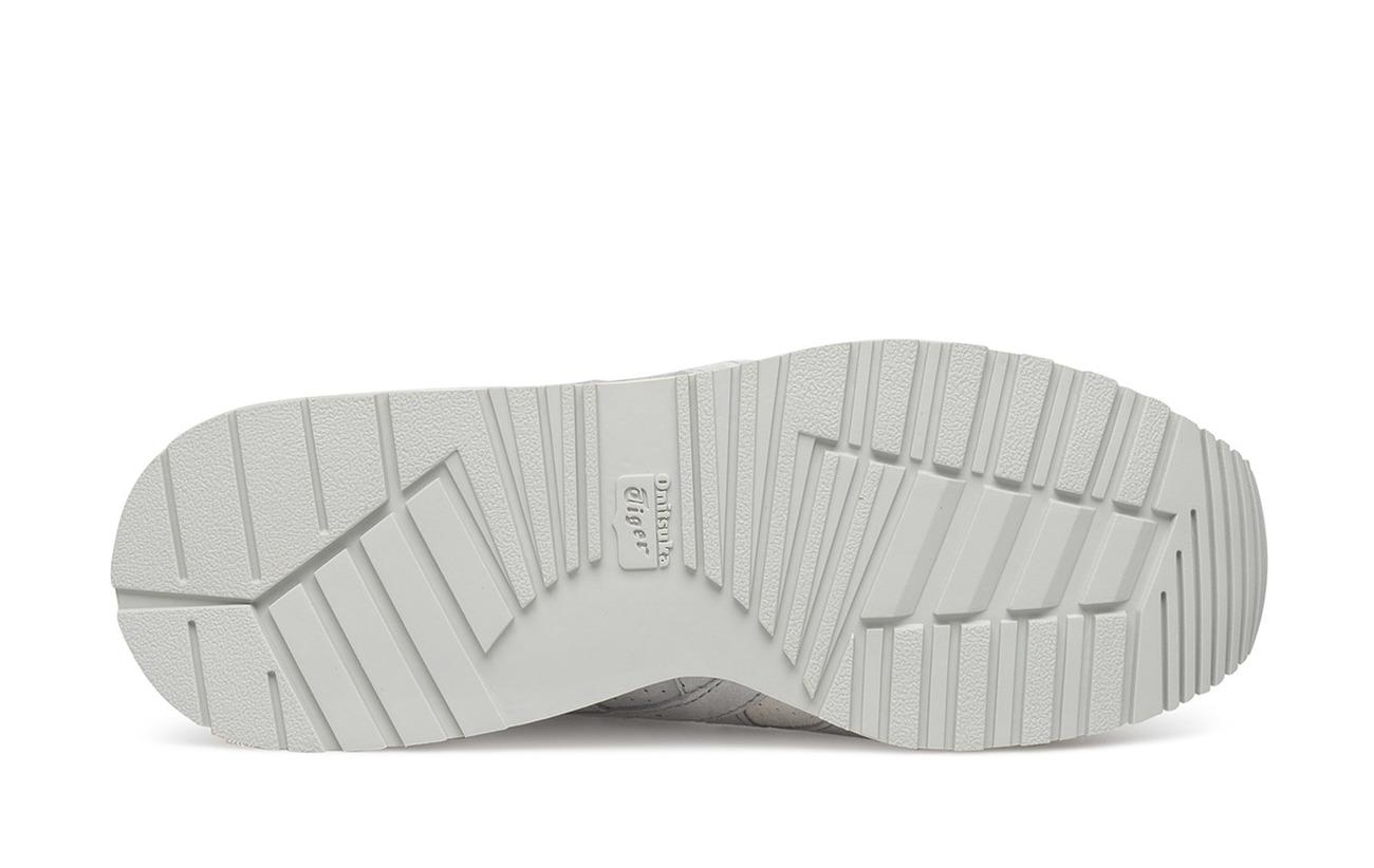 Tiger Empeigne mid Grey Onitsuka Cuir Synthetic Extérieure Caoutchouc Mid Semelle Grey Cuir Ally pwdxYq