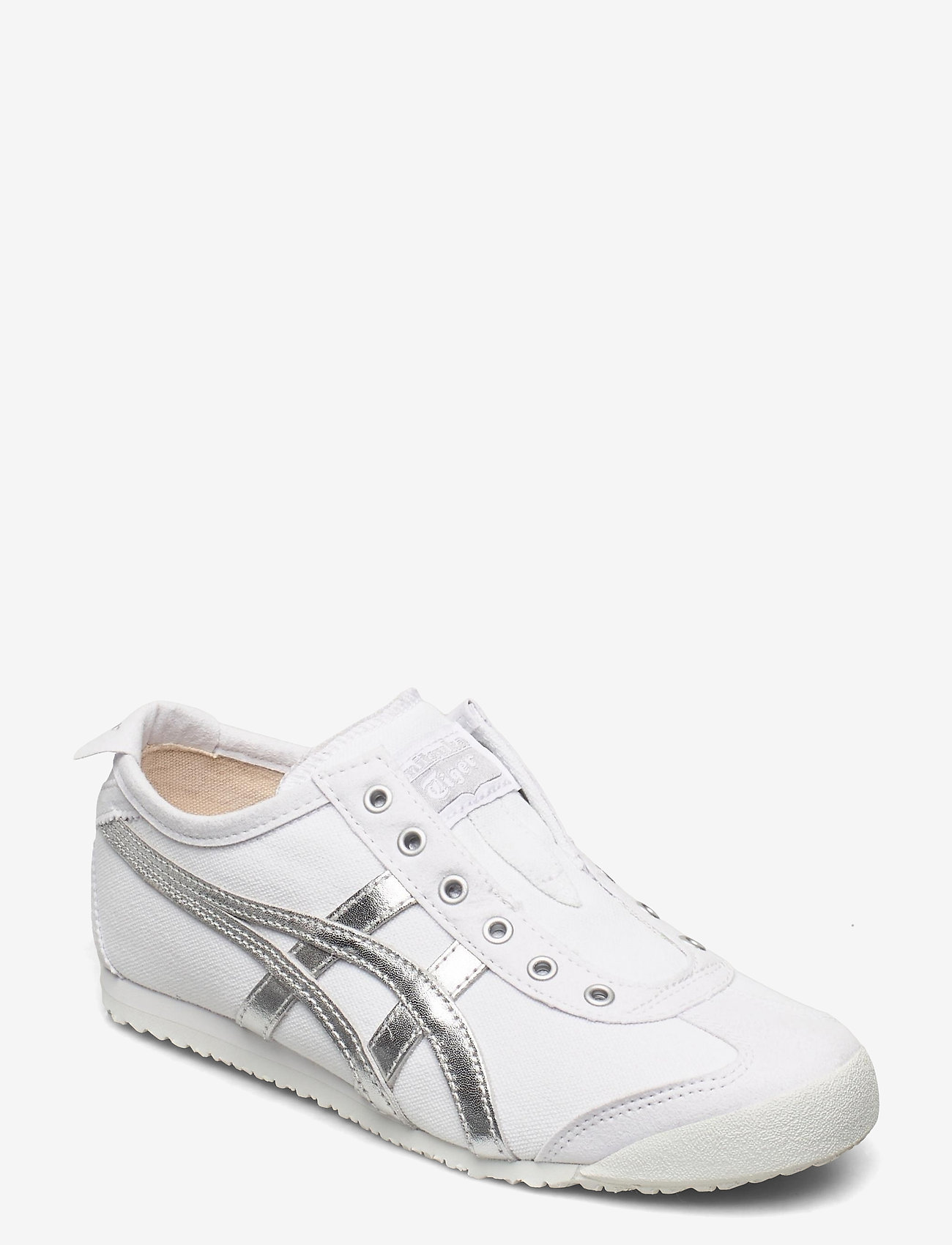 Onitsuka Tiger - MEXICO 66 SLIP-ON - sneakers - white/pure silver - 0