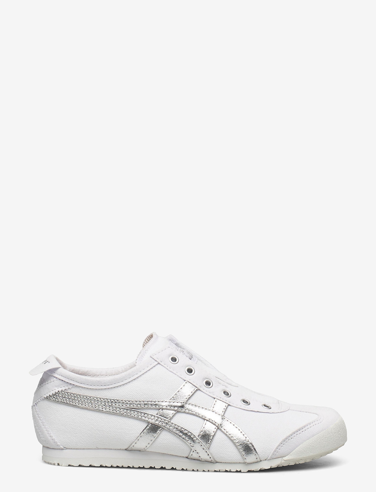 Onitsuka Tiger - MEXICO 66 SLIP-ON - sneakers - white/pure silver - 1
