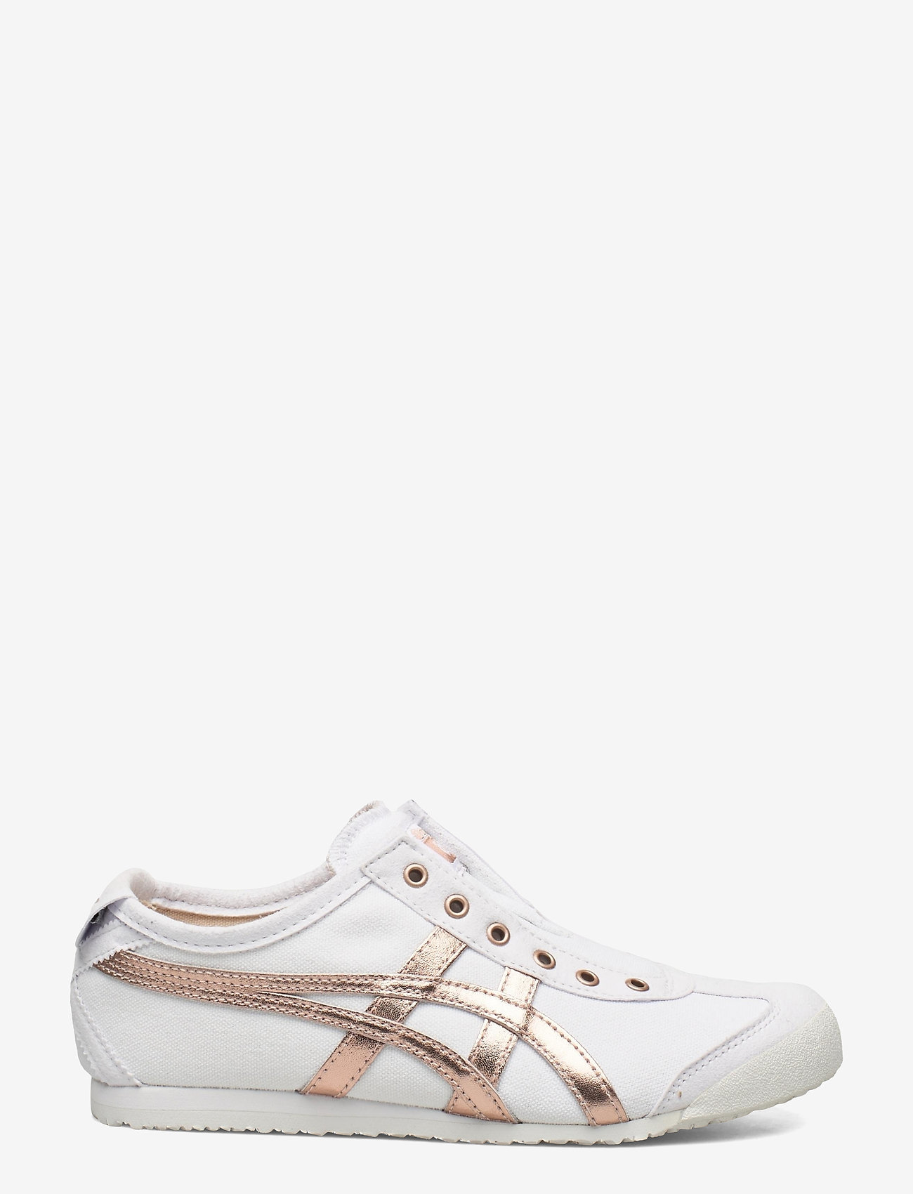 Onitsuka Tiger - MEXICO 66 SLIP-ON - sneakers - white/rose gold - 1