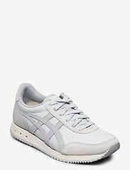 Onitsuka Tiger - New York - laag sneakers - glacier grey/mid grey - 0