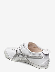 Onitsuka Tiger - MEXICO 66 SLIP-ON - sneakers - white/pure silver - 2