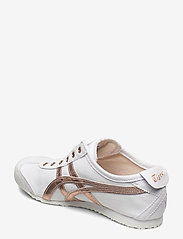 Onitsuka Tiger - MEXICO 66 SLIP-ON - sneakers - white/rose gold - 2