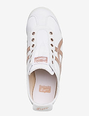 Onitsuka Tiger - MEXICO 66 SLIP-ON - sneakers - white/rose gold - 3