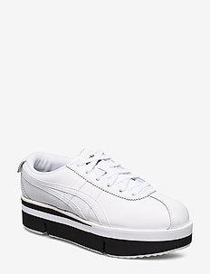 POKKURI SNEAKER PF - WHITE/WHITE
