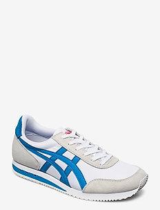 NEW YORK - baskets basses - white/directoire blue