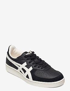 GSM - laag sneakers - black/cream