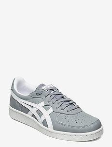 GSM - lav ankel - stone grey/white