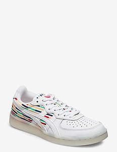 GSM - low tops - white/white