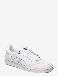 GSM - låga sneakers - white/white
