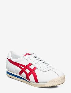 TIGER CORSAIR - WHITE/TRUE RED