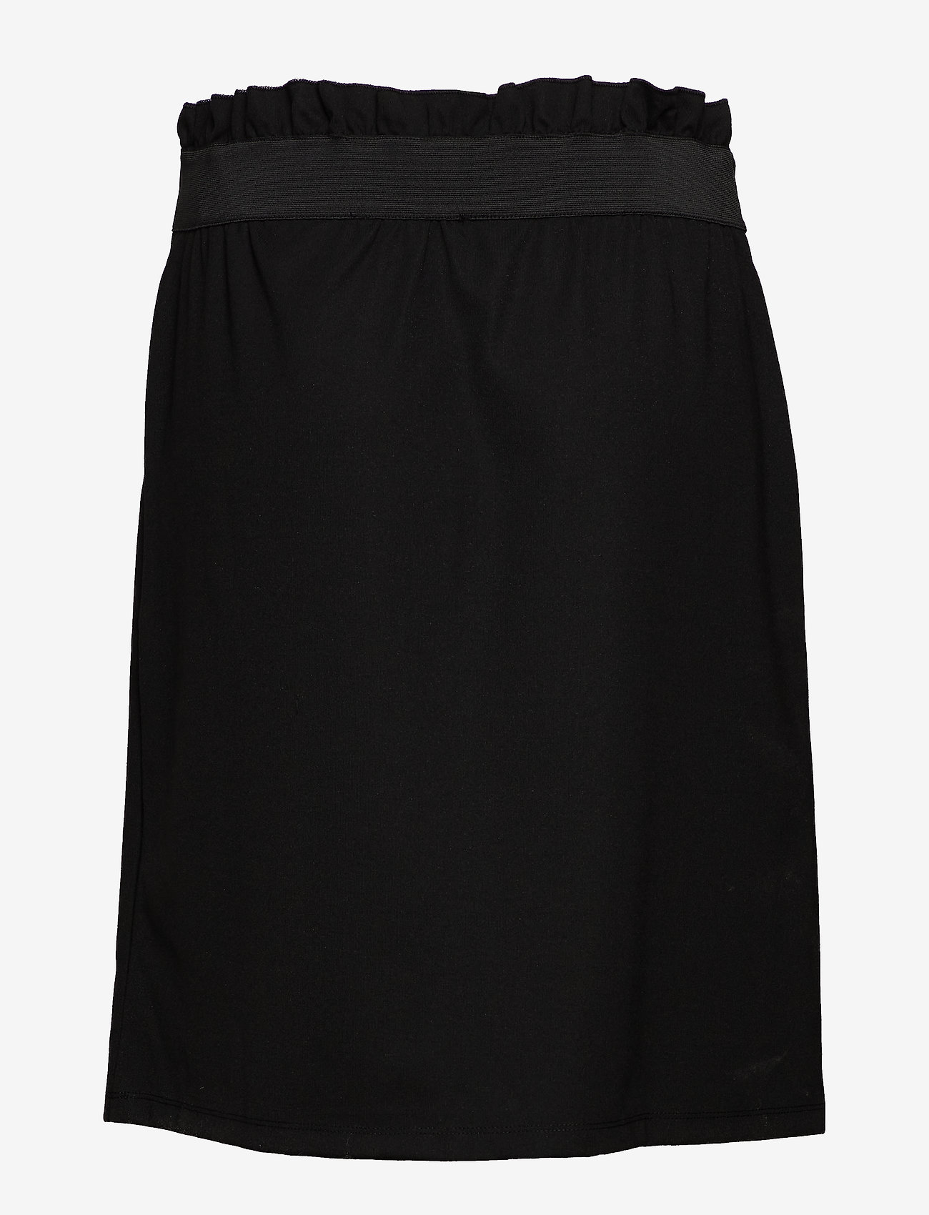 ONLY Carmakoma - CARFELICITY SKIRT - short skirts - black