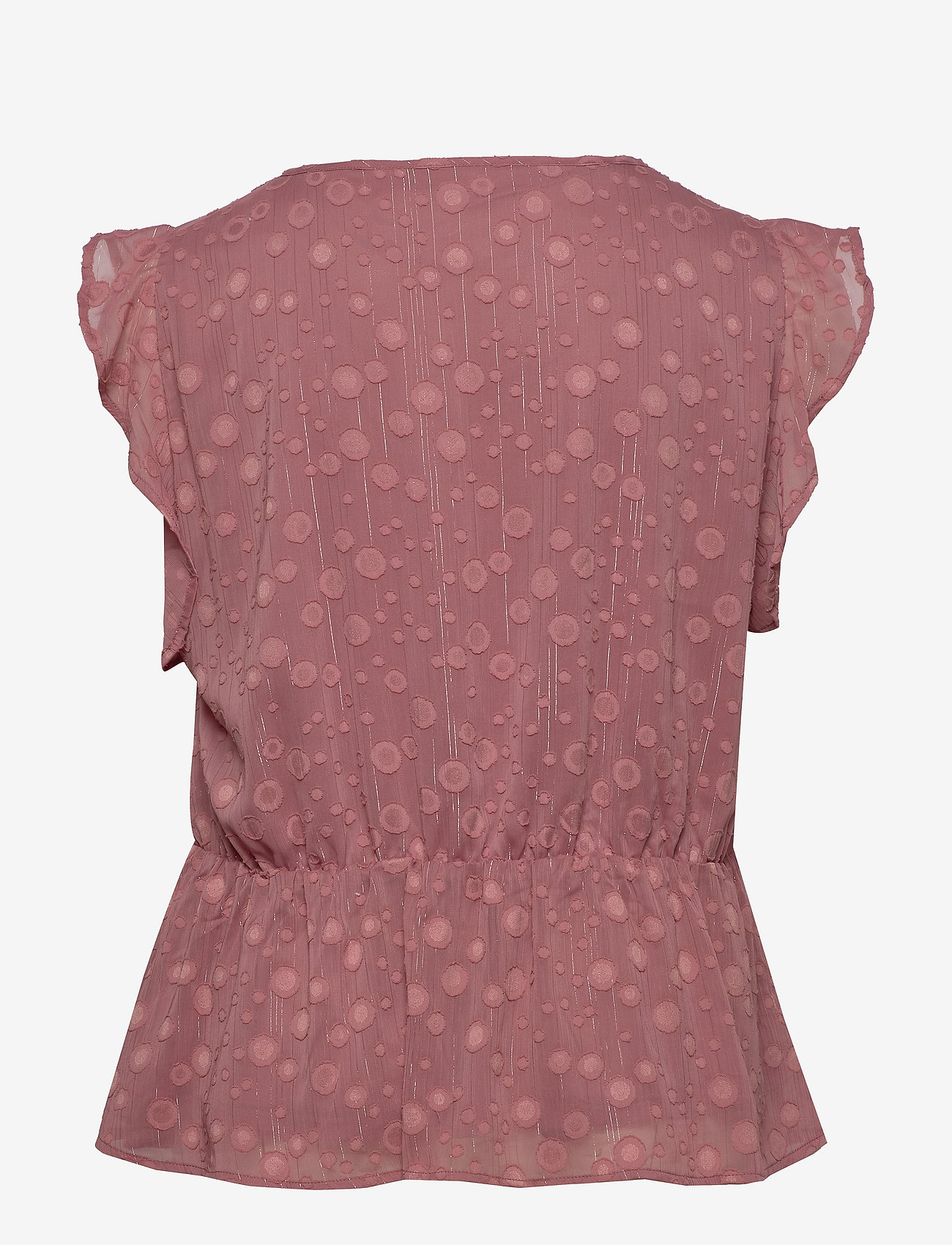 ONLY Carmakoma - CARSENA SL TOP - sleeveless blouses - withered rose