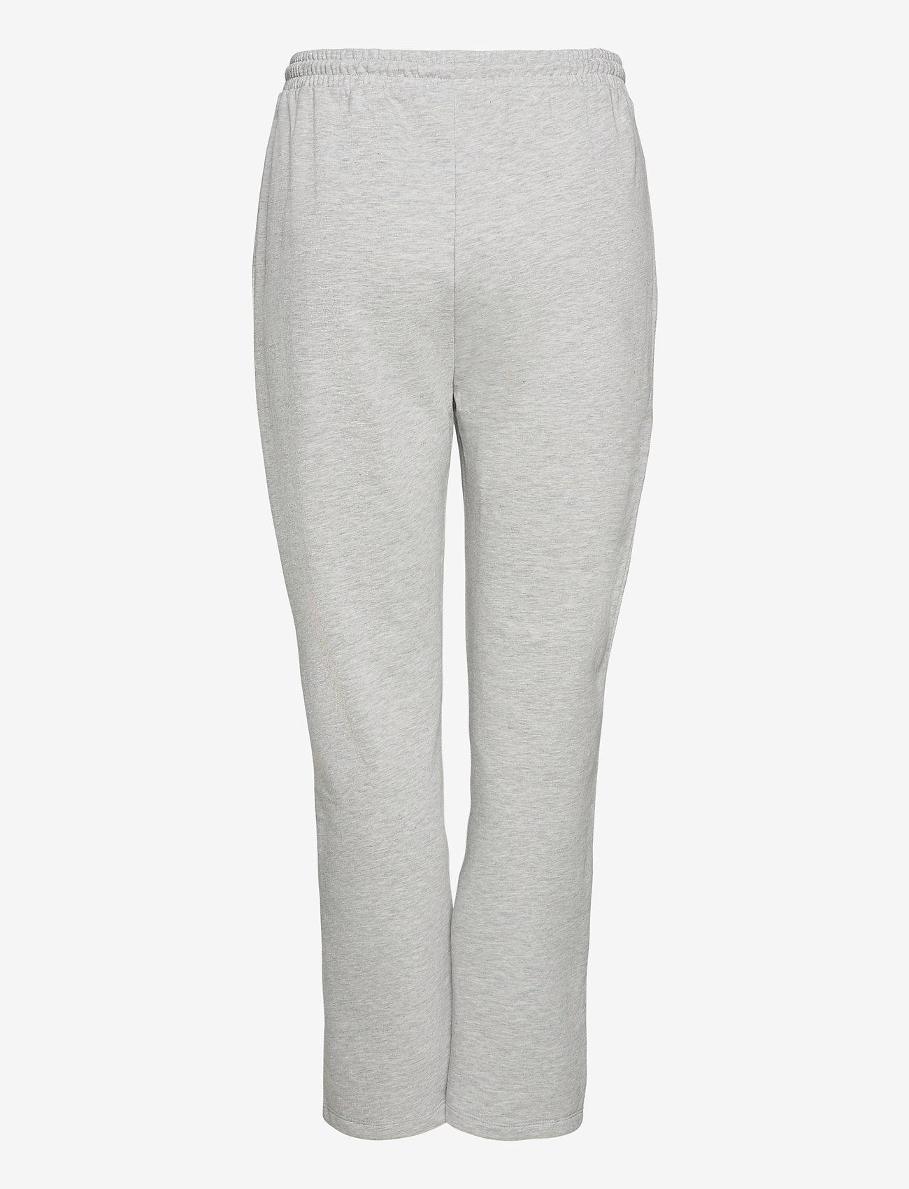 ONLY Carmakoma - CARDELLI LIFE PANTS - sweatpants - light grey melange - 1