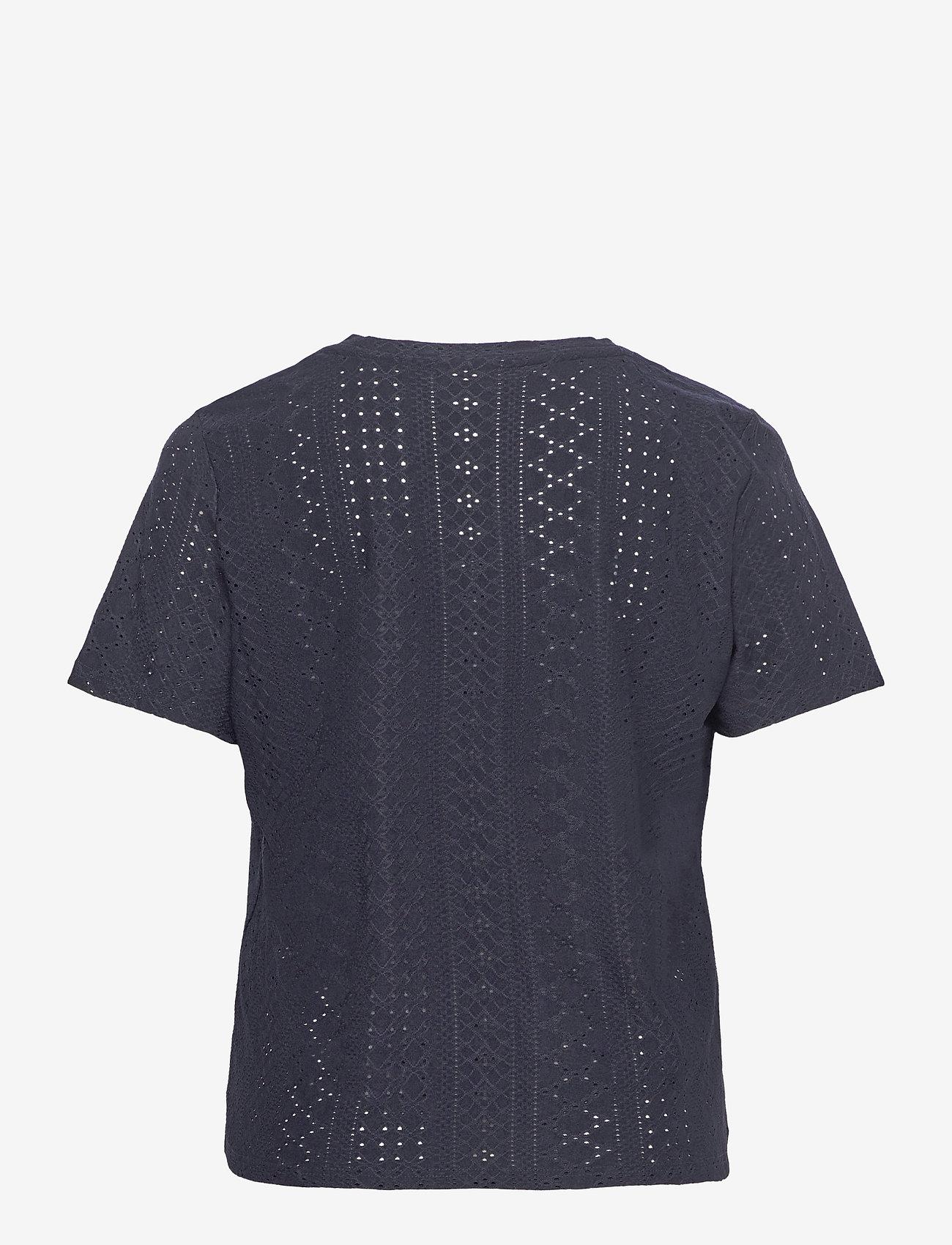 ONLY Carmakoma - CARSILJE SS TOP - t-shirts - night sky - 1