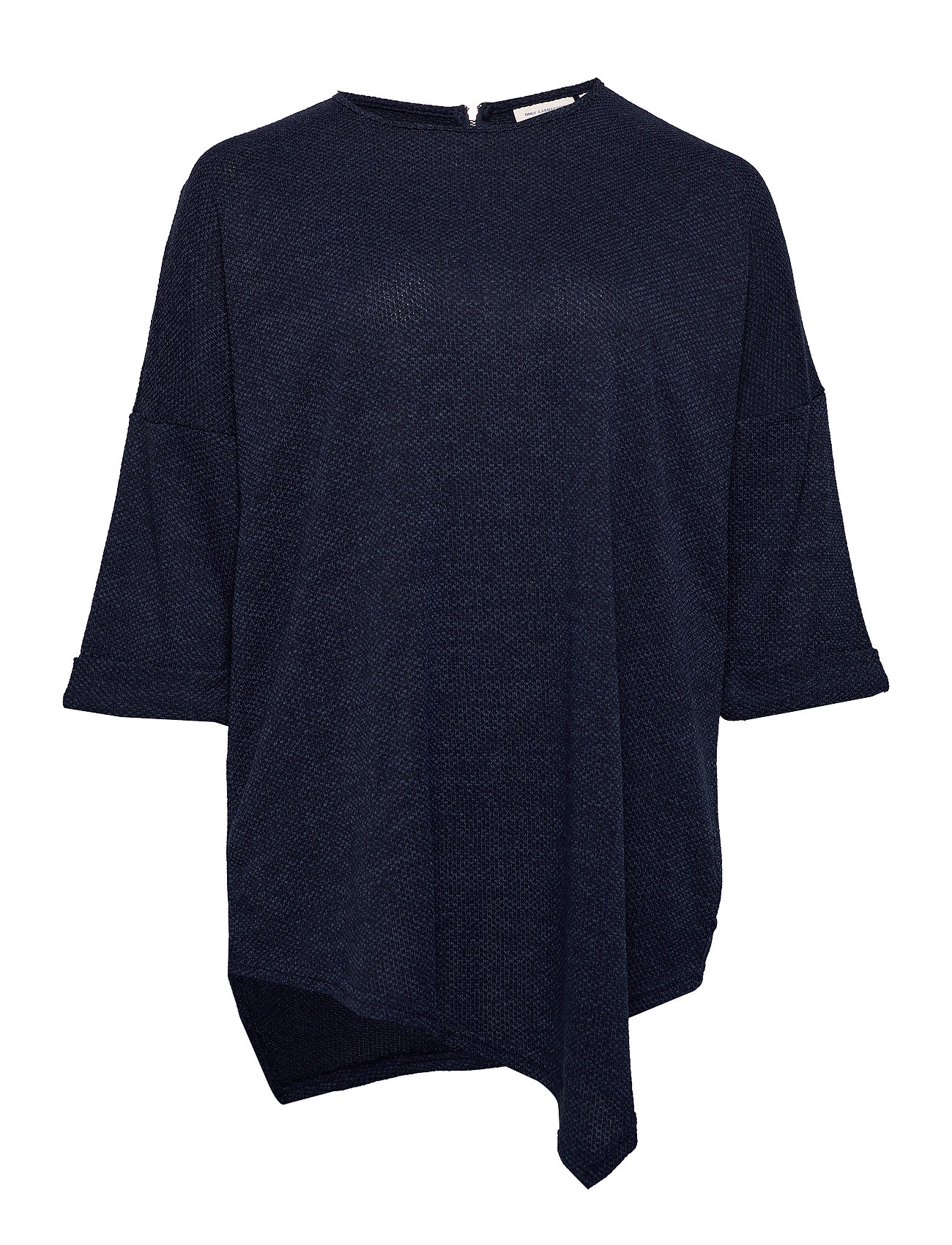 ONLY Carmakoma CARMARTHA 3/4 LONG TUNIC - NIGHT SKY