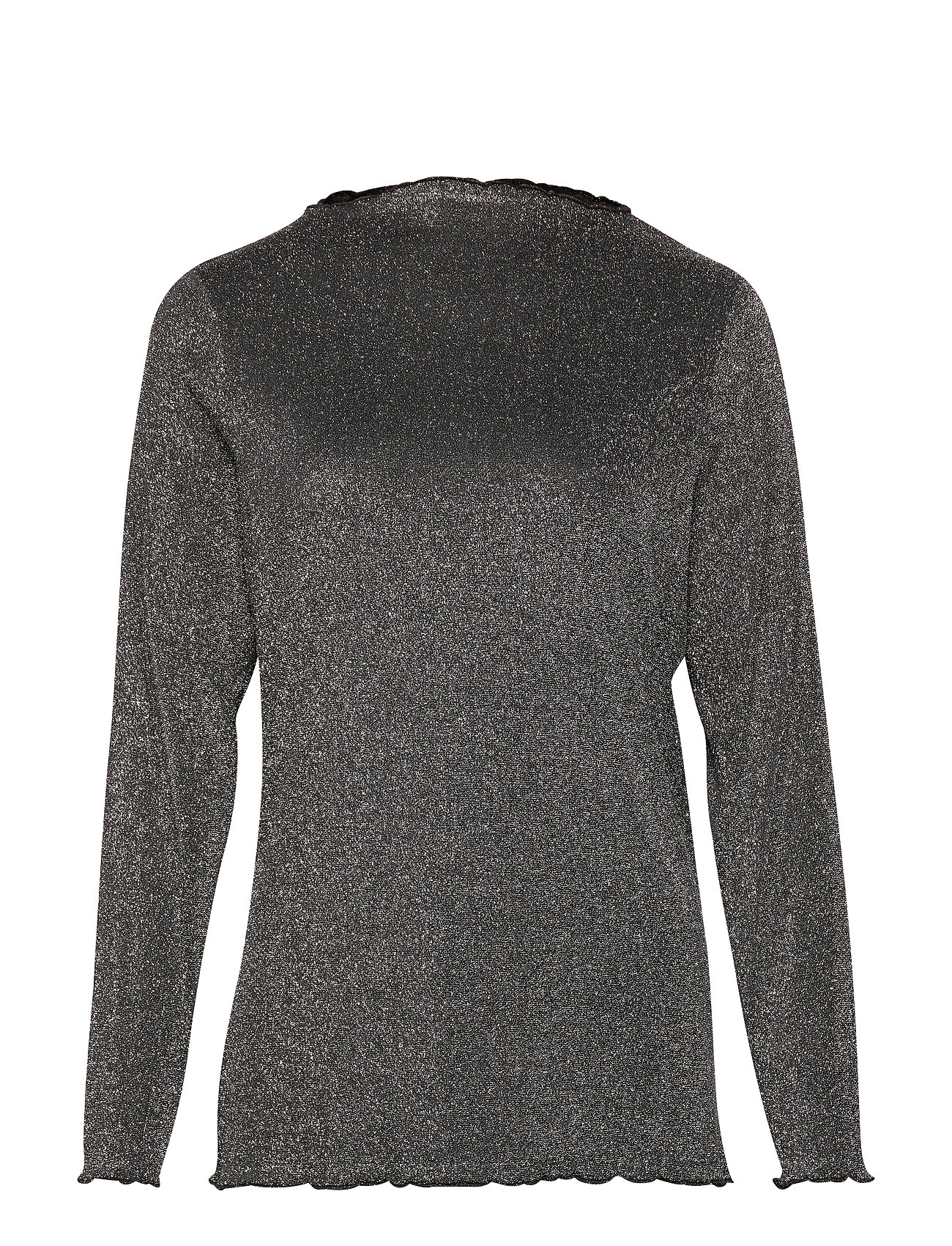 ONLY Carmakoma CARDICTE LS TOP - BLACK