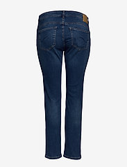 ONLY Carmakoma - CARVEVA LIFE STR REG STBB SOO732AB - slim jeans - medium blue denim - 1