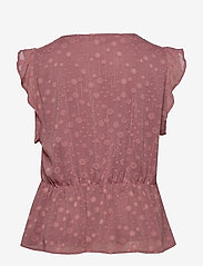 ONLY Carmakoma - CARSENA SL TOP - sleeveless blouses - withered rose - 1