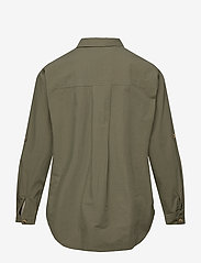 ONLY Carmakoma - CARCORINNE LS SHIRT - overshirts - kalamata - 1