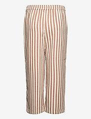 ONLY Carmakoma - CARCARIS CULOTTE PANT - bukser med brede ben - almondine - 1