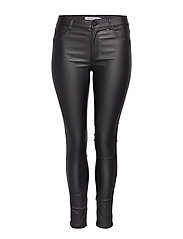 CARPUNK REG SK COATED PANTS - BLACK
