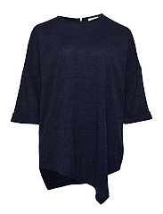 CARMARTHA 3/4 LONG TUNIC - NIGHT SKY