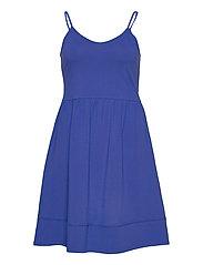 CARKALLON LIFE  SL KNEE DRESS ESS - MAZARINE BLUE