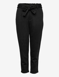 CARGOLDTRASH LIFE EASY PAPERBACK PANT - casual bukser - black