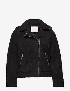 CARDENVER LS BIKER - BLACK