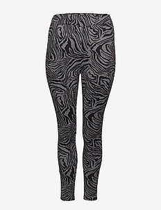 CARZEBRA LEGGINGS ESS - BLACK