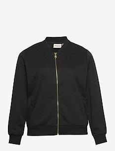 CARJOY LS BOMER JACKET - bomber jackets - black