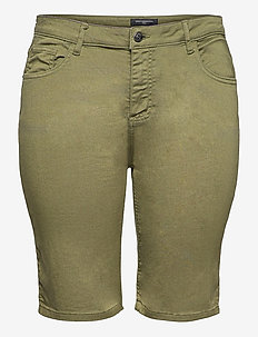 CARSARAH LIFE REG SHORT PNT - chino shorts - kalamata