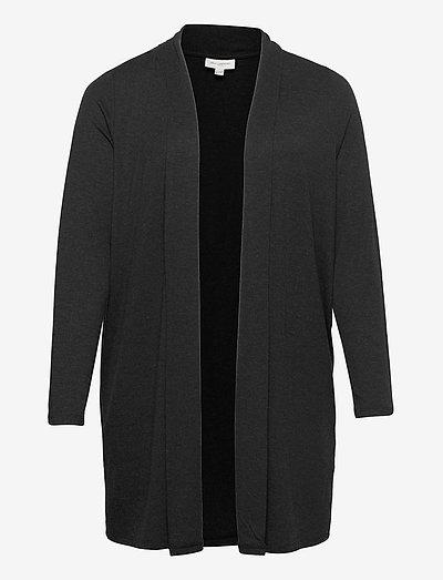 CARCARMA 3/4  CARDIGAN - cardigans - black