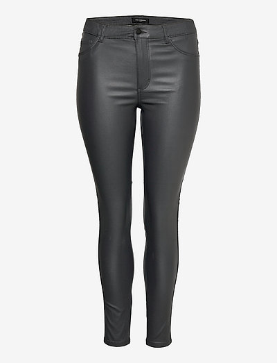 CARPUNK REG SK COATED PANTS COLOR - skinny jeans - phantom