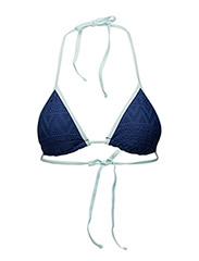 onpLACE TRIANGLE BIKINI - BLUE DEPTHS
