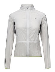 onpALTA RUN JACKET - WHITE