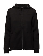 onpLATA JACKET - BLACK