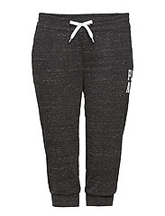 onpHALLE 3/4 REGULAR SWEAT PANTS CURVY - BLACK