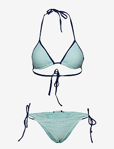 onpLACE TRIANGLE BIKINI - bikinitopper - clearwater